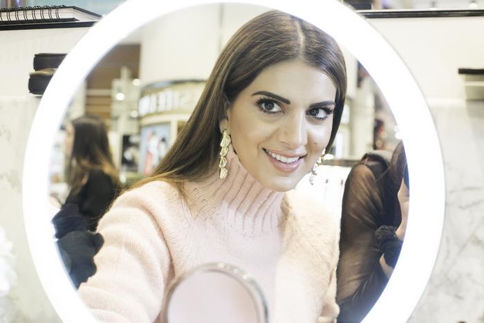 Η Σταματίνα Τσιμτσιλή μετά από το beauty treatment της