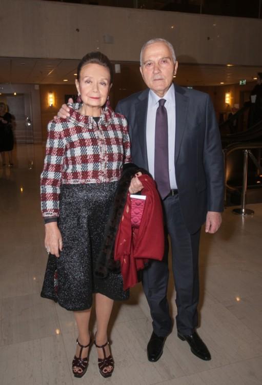 Ανδρέας και Άννυ Πετράκη