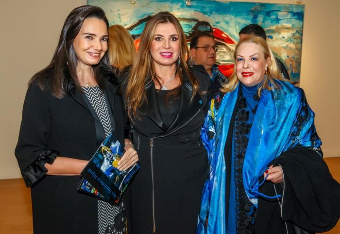Γεωργία Σαμαρά, Μίνα Παπαθεοδώρου-Βαλυράκη και Σούλα Παπουτσίδη