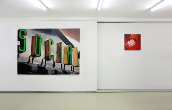 Sotiris Panousakis, The Show Must Go On, 2017, Installation view_55_Courtesy of CAN Christina Androulidaki gallery