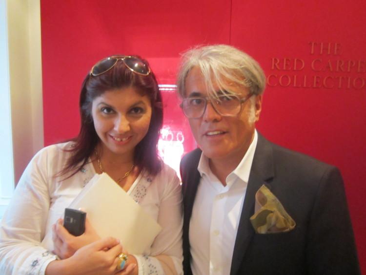 Ada Iliopoulou & Guizeppe Zannoti.