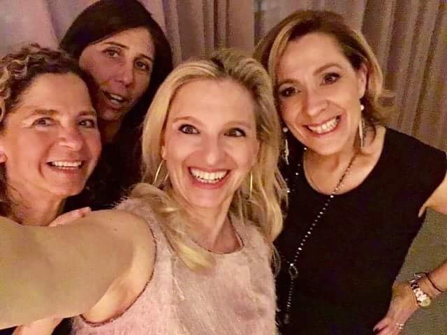 Χριστίνα Μπερτάκη, Νάγια Αλβέρτη, Βανέσσα Γερουλάνου, Τζίνα Θανοπούλου