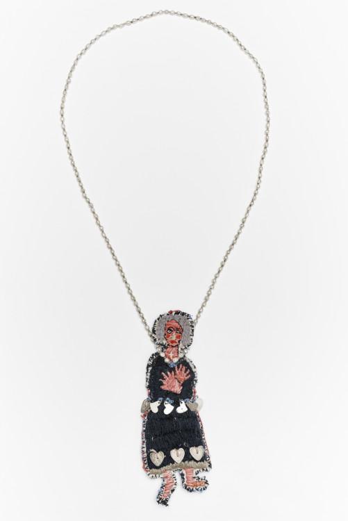 Τα υπέροχα   φυλαχτά κοσμήματα της Χριστίνας Αθανασούλα-Μαντζαβίνου ... 90d546cfd5b