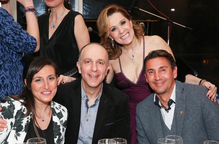 Σοφία Παπαδοπούλου, Σταύρος Μπιρσίμ, Τζίνα Θανοπούλου, Νίκος Κακλαμανάκης