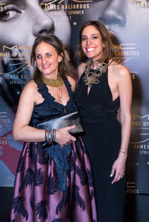 Ρεβέκκα Καμχή, gallerist, Μαρία Παπαθανασίου Αρώνες της Outstand Bespoke Communications