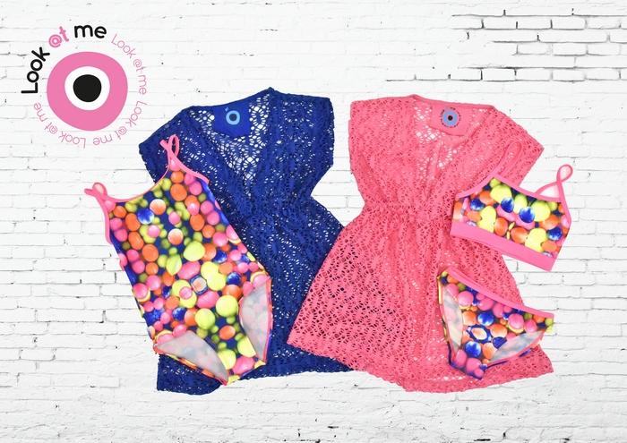 5954b3b7ec3 Για μία ακόμα χρονιά τα παιδικά ρούχα Look @t me εκπροσωπούν το άνετο  ντύσιμο για όλες τις ώρες, με πρωτότυπα trendy σχέδια και χρώματα, ενώ  ξεχωρίζουν για ...