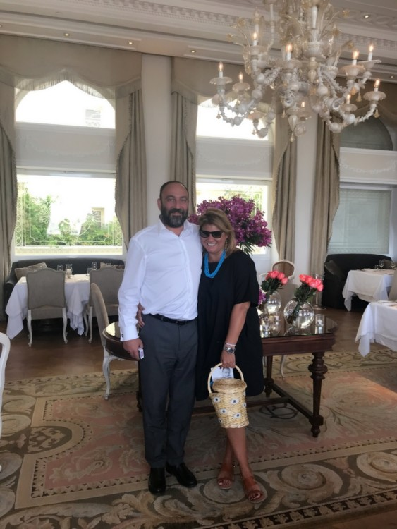 Donna dzwonkas ραντεβού με τον προπονητή